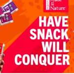 free made in nature snack