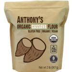 Anthony's organic cassava flour