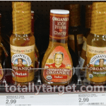 Newman's own organic salad dressing target
