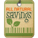 All Natural Savings