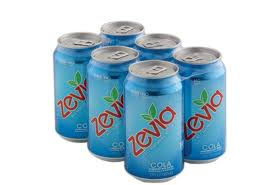 zevia soda can