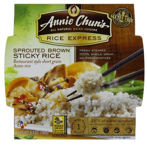 Annie Chuns sticky rice