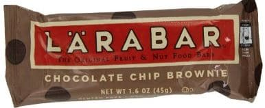 larabar chocolate chip brownie