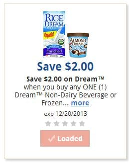 $2 Dream kroger coupon