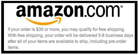 Amazon free super saver shipping