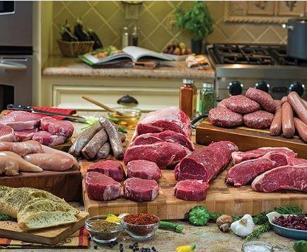 Amazon organic beef