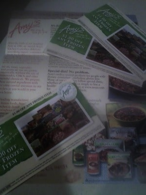 Amy's Kitchen coupons