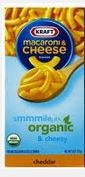 Kraft organic mac n cheese
