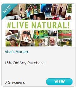 Recyclebank Abe's market