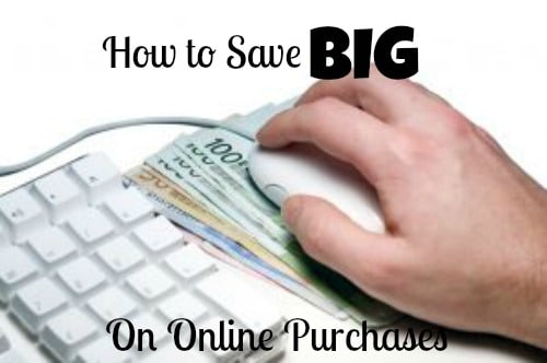 how to save on online purchases