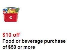 $10 off target