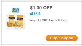 Alexia coupon