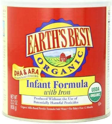 Earth's best formula