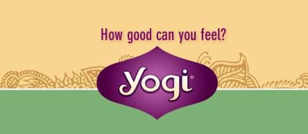 free yogi tea sample