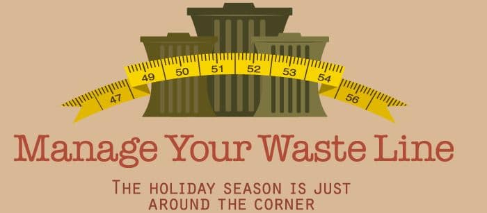 manage your waist