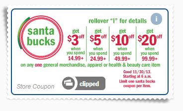 mperk santa bucks