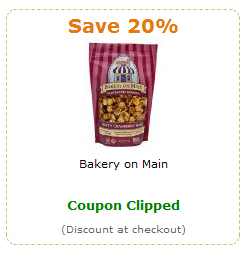 Bakery on Main coupon