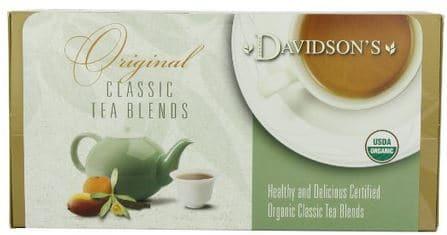 Davidson's organic tea