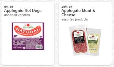 Target applegate coupons