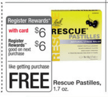 free rescue remedy pastilles