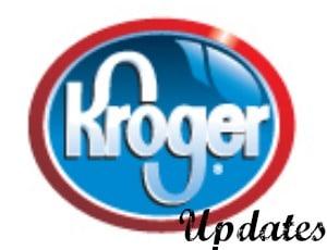 kroger updates
