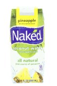 naked coconut juice