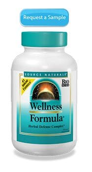 source naturals wellness sample