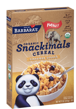 barbaras free cereal