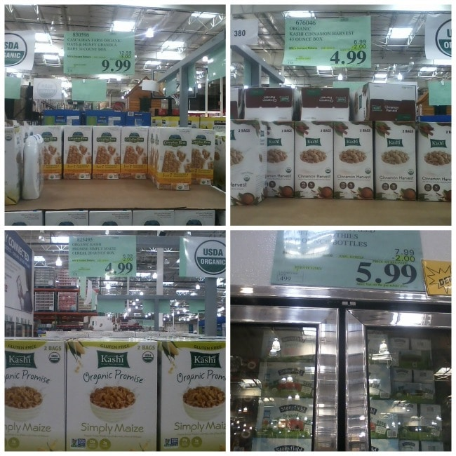 costco organic rebates