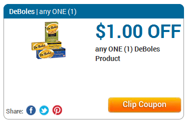 deboles coupon