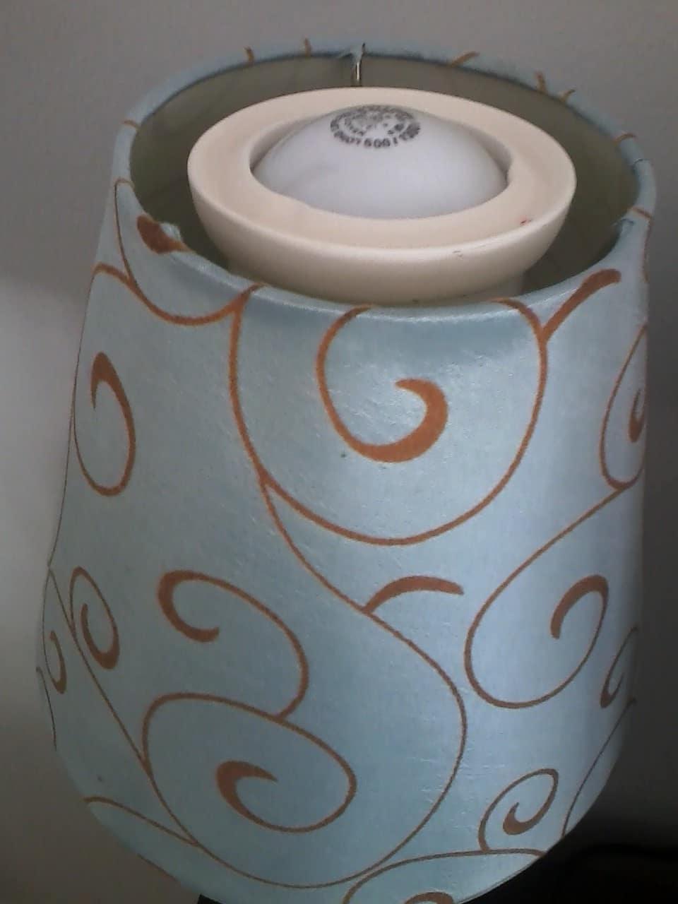lamp diffuser essential oils