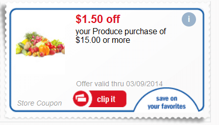 meijer produce coupon