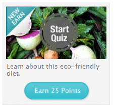 new recyclebank quiz
