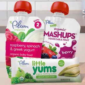 zulily plum organics