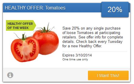 SavingSTar tomatoes