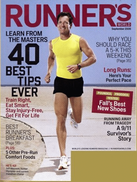 runner's magazine deal