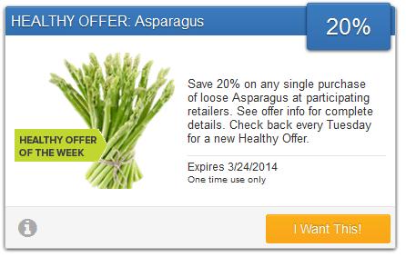 savingstar asparagus