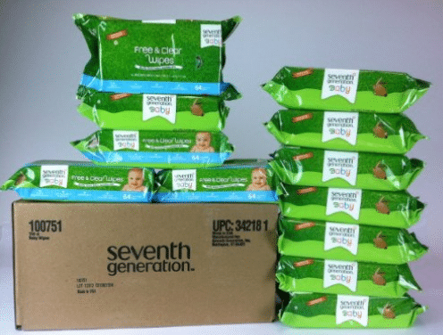 seventh generation wipes deal