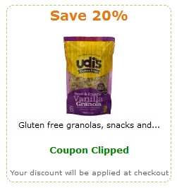 amazon udi's coupon