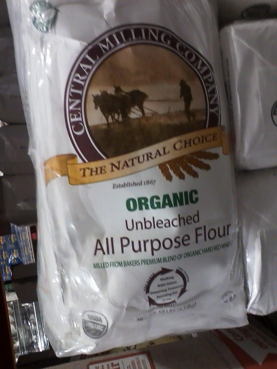 costco organic flour