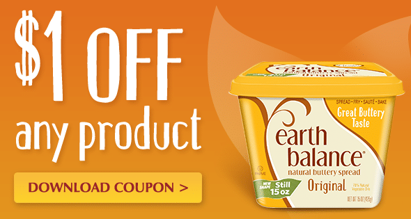 earth balance coupon