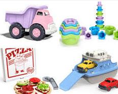green toys deals