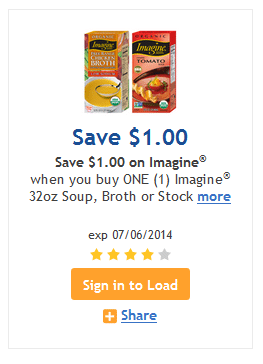 kroger imagine coupon