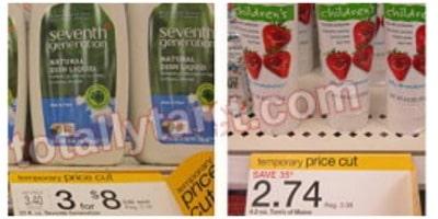organic target deals
