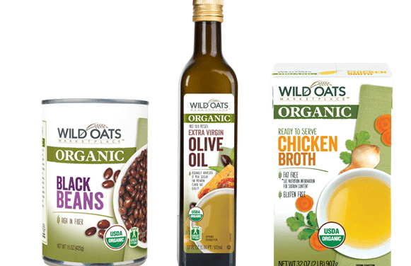 walmart organic wild oats