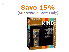 amazon kind bar coupon