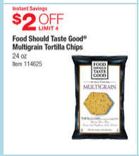 costco food should taste good coupon