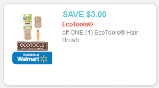 ecotools hair brush coupon