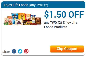 enjoy life coupon