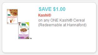 kashi cereal $1 coupon